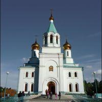 Свято-Троицкий Храм, Ангарск