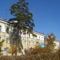 Lenin st. / Ул. Ленина. Квартал. (58-31), Ангарск