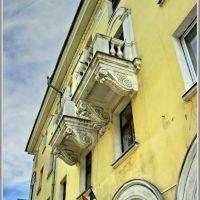 Balconies  Балконы... (58-2), Ангарск