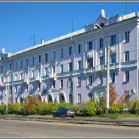 Moskovskaya St. / Ул. Московская  (73-1), Ангарск