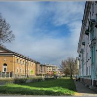 Glinka St   Ул. Глинки, Ангарск
