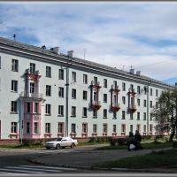 Sovietskaya St.   (74-1), Ангарск