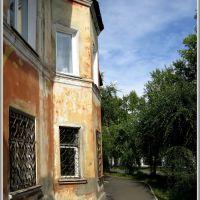 Pushkin St. / Ул. Пушкина, Ангарск