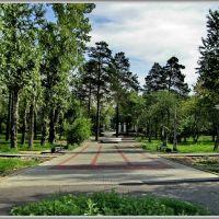 Old Park, Ангарск