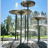Fountain  Фонтан, Ангарск