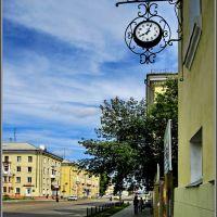 Clock / Часы, Ангарск