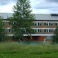 школа, Артемовский