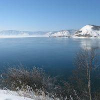 На Байкале солнечным днем, Байкал