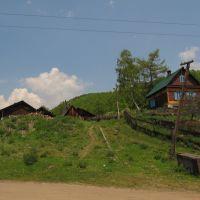 Порт-Байкальские домики. Dwellings of Port-Baikal., Байкал
