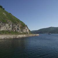 Исток реки Ангара, Байкал