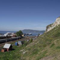 Порт Байкал, Байкал