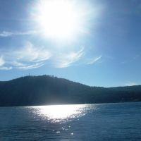 Рассвет над Байкалом...Артём!:), Байкал