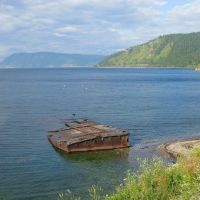 Август на Байкале, Байкал