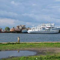 Порт, Байкал
