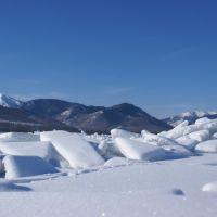 Baikal: Peaks under Snow, Байкальск