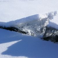 Baikal: Black&White Ice, Байкальск