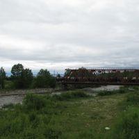 р.Солзан (июнь 2010г.), Байкальск