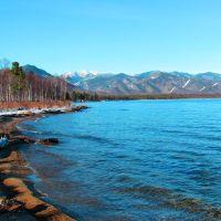 Lake Baikal. Eastern Siberia, Байкальск
