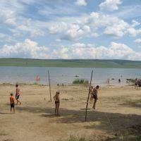На Золотых песках, Балаганск
