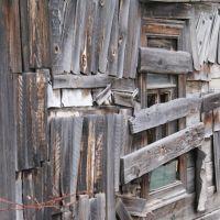 Заброшенный дом, Бирюсинск