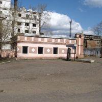 Бывший гидролизный завод, Бирюсинск
