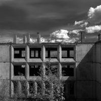 Недостроенная школа, Бодайбо