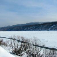 река Витим, Бодайбо