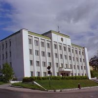 Здание администрации района, Бодайбо