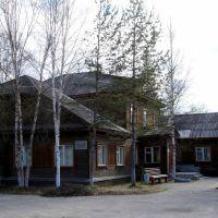 Краеведческий музей (2007, май) / Museum of local lore (2007, May), Бодайбо