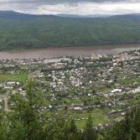 Panarama Bodaybo city, Бодайбо