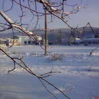 Стадион Труд, Бодайбо