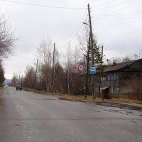 Улица Урицкого (2012, май) / Street Uritskogo (2012, may), Бодайбо
