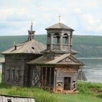Заброшенная церковь, Большая Речка