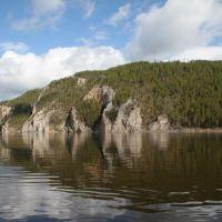 река Лена, Россия, Большая Речка