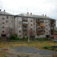 Космонавтов 36, Братск