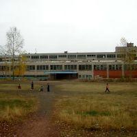 Школа №36, Братск