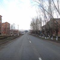 Улица Ленина, Вихоревка