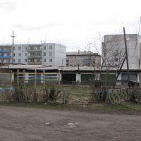 Vikhorevka Garages, Вихоревка