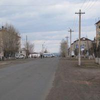 Lenin Street (main street)