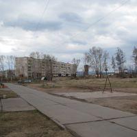Gorky Street Apartments, Вихоревка