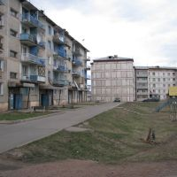 Evgens House, Вихоревка