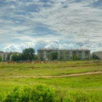 HDR панорама., Вихоревка