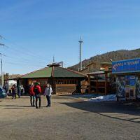 Кафе-позная Юрта, на въезде в село Еланцы, Иркутская область., Еланцы