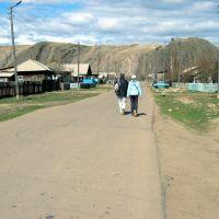 Durchgangsstrasse von Jelantsy, Еланцы