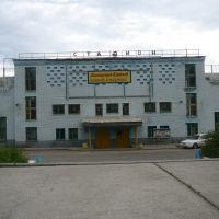 город Железногорск-Илимский стадион, Железногорск-Илимский
