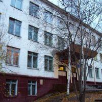 Школа №3 г.Железногорска - Илимского, Железногорск-Илимский