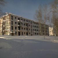 дом №17,квартал 3, Железногорск-Илимский