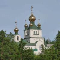железногорский Храм, Железногорск-Илимский