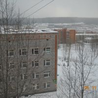 поликлиника, Железногорск-Илимский