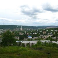 Город с горы, Железногорск-Илимский